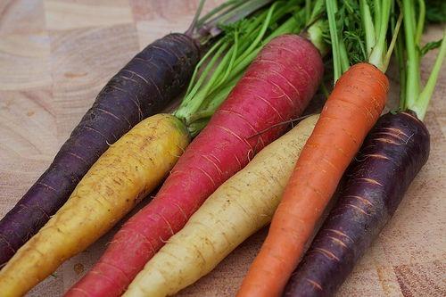 Las Zanahorias No Siempre Fueron Color Naranja Lo Sabias Agregue la zanahoria y la cascara de naranja ralladas, las pasas. las zanahorias no siempre fueron color