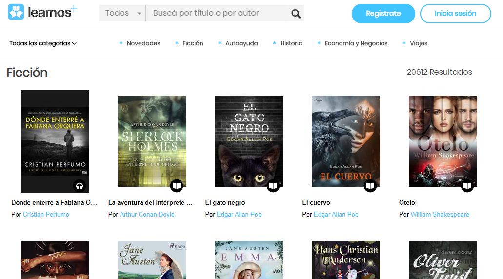 libros gratis para cuarentena